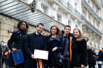 Graduation - Paris 2013